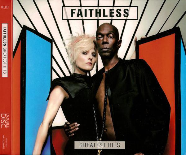Faithless- Greatest Hits (2CD, Digipak)