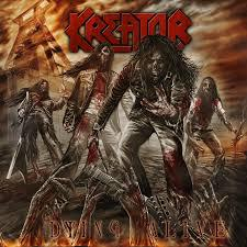 Kreator - Dying Alive (2CD, 2013)