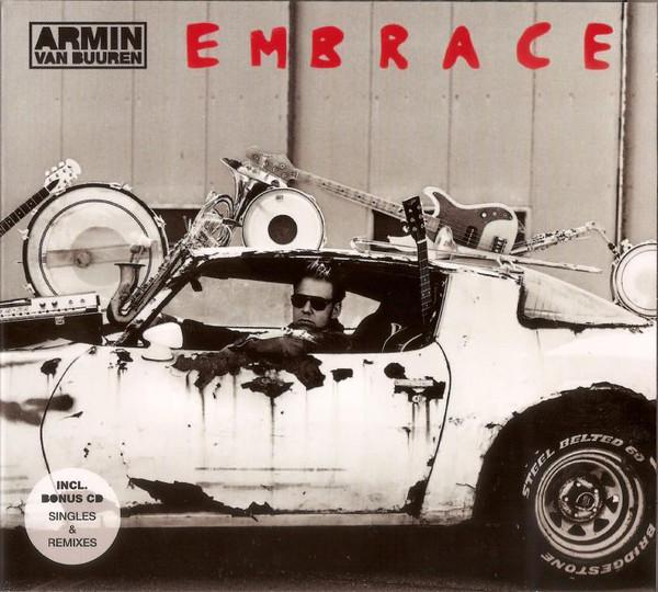 Armin van Buuren - Embrace (2015) (2CD, Digipak)