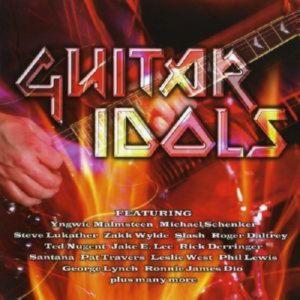 GUITAR IDOLS (2 CD) -