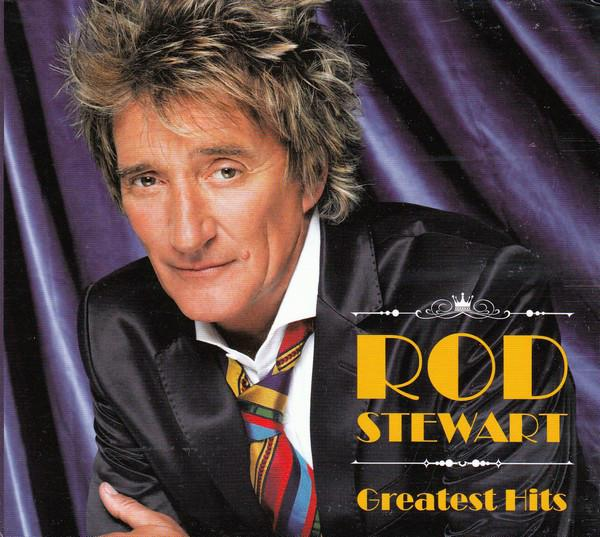 Rod Stewart - Greatest Hits (2CD, Digipak)