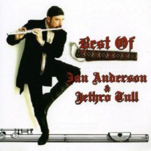 ANDERSON IAN & JETHRO TULL - THE BEST OF…