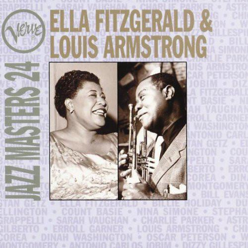 Ella Fitzgerald and Louis Armstrong - Verve Jazz Masters 24 (2005)