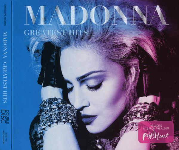 Madonna - Greatest Hits (2CD, Digipak)