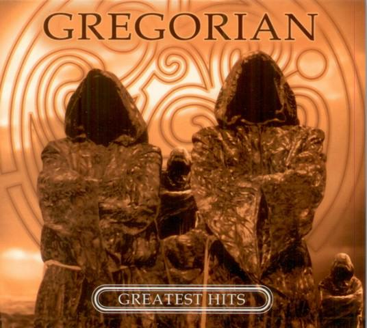 Gregorian ‎ - Greatest Hits (2CD, Digipak)