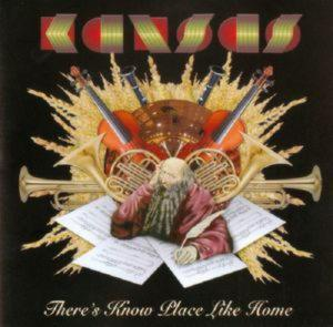 KANSAS - THERE'S KNOW PLACE LIKE HOME  2CD