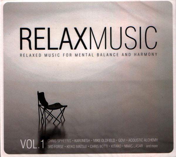 Сборник - Relax Music Vol.1 (2CD, Digipak)