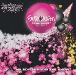 EUROVISION SONG CONTEST - OSLO 2010  2CD