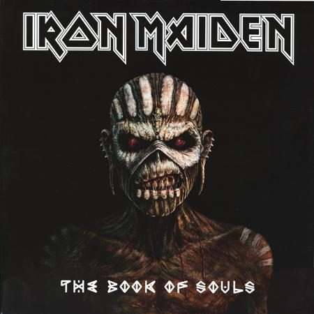 Irоn Маiden - The Book of Souls (2 CD) (2015)