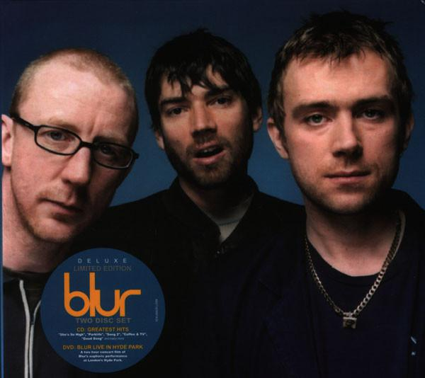 Blur - Greatest Hits (CD+DVD) (Digipak)
