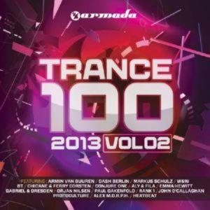 Trance 100 2013, Vol. 2 (4 CD) -