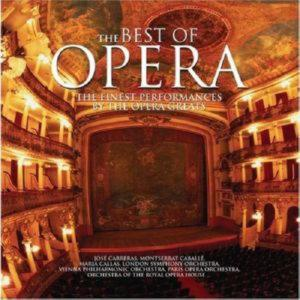 The Best Of Opera (2009) -