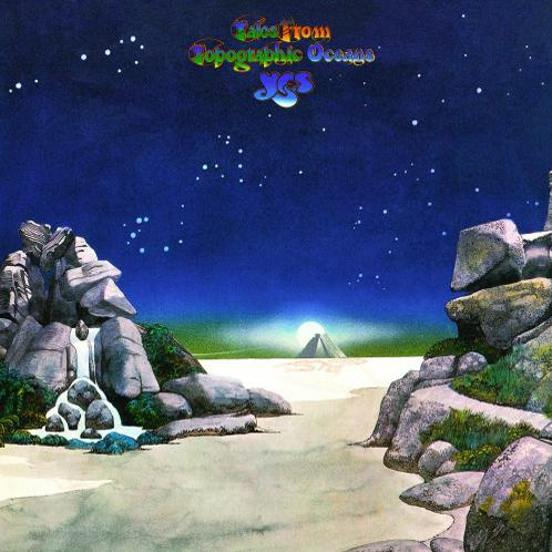 Yes - Tales From Topographic Oceans (2CD, 1973)