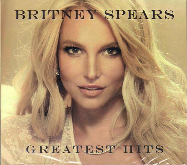 Britney Spears - Greatest Hits (2016) (2CD, Digipak)