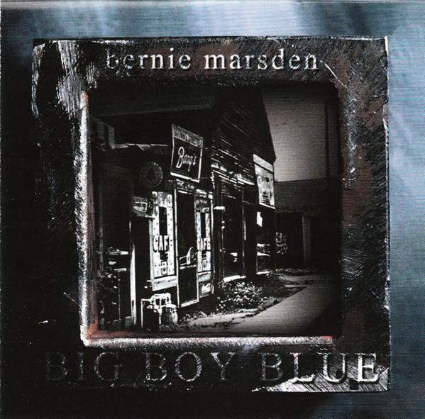 Bernie Marsden - Big Boy Blue (2017)