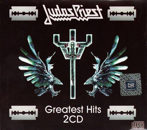 Judas Priest - Greatest Hits (2CD, Digipak)