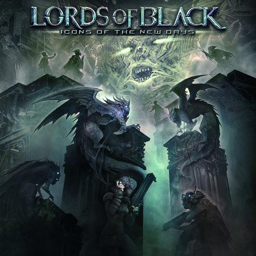 Lords Of Black - Icons Of The New Days (2018) (2 CD)