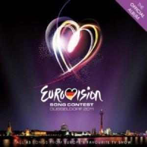 EUROVISION SONG CONTEST - DUSSELDORF  2011 2CD