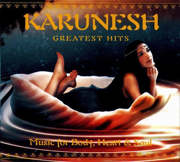 Karunesh - Greatest Hits (2CD, Digipak)