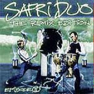Safri Duo - Episode Ii The Remix Edition /2cd/