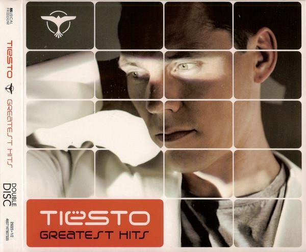 Tiesto - Greatest Hits (2CD, Digipak)