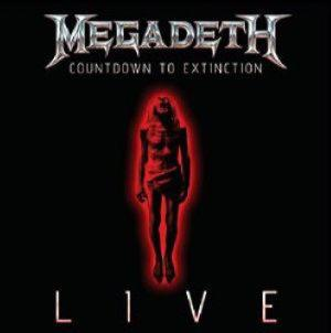 Megadeth - Coundown To Extinction: Live