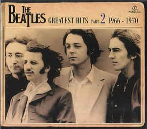 The Beatles - Greatest Hits Part 2 (1966 - 1970) (2CD, Digipak)