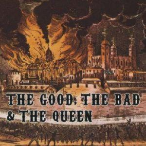 The Good, The Bad & The Queen - Dave Alborne (Blur, Gorillaz)