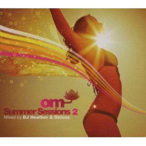 DJ HEATHER & ONIONZ - OM SUMMER SESSION /2 CD/