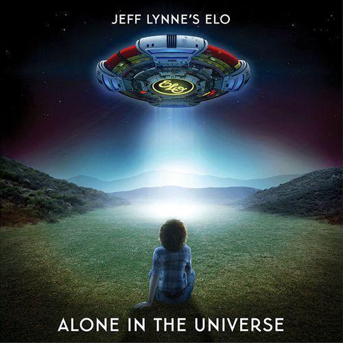 Jeff Lynne's ELO - Alone In The Universe (2016)