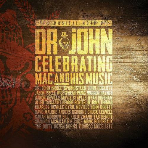 Сборник - The Musical Mojo Of Dr. John Celebrating Mac And His Music (2CD, 2016)