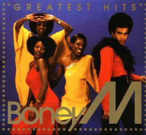 Boney M - Greatest Hits (2CD, Digipak)