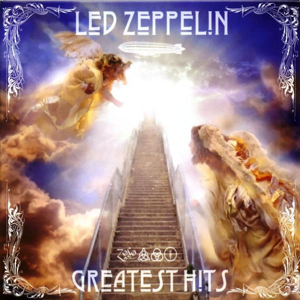 Led Zeppelin - Greatest Hits (2CD, Digipak)