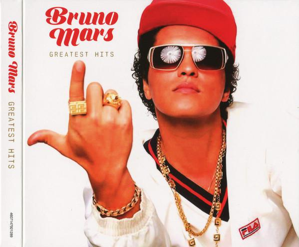 Bruno Mars - Greatest Hits (2CD, 2017) (Digipak)