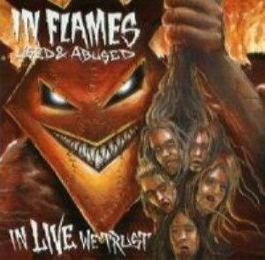 IN FLAMES - USED & ABUSED IN LIVE WE TRUST /2CD/