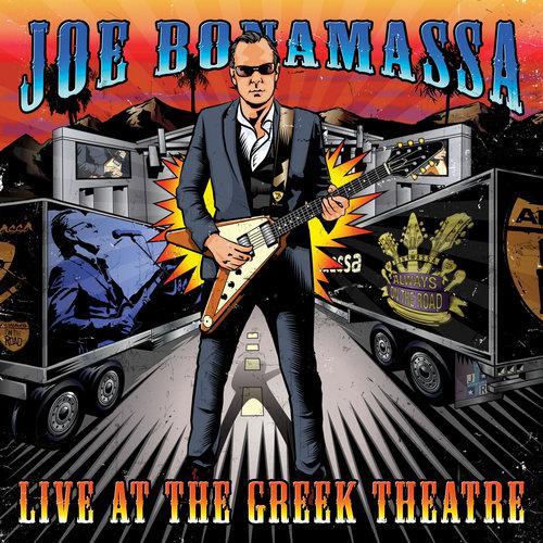 Joe Bonamassa - Live At The Greek Theatre (2CD, 2016)