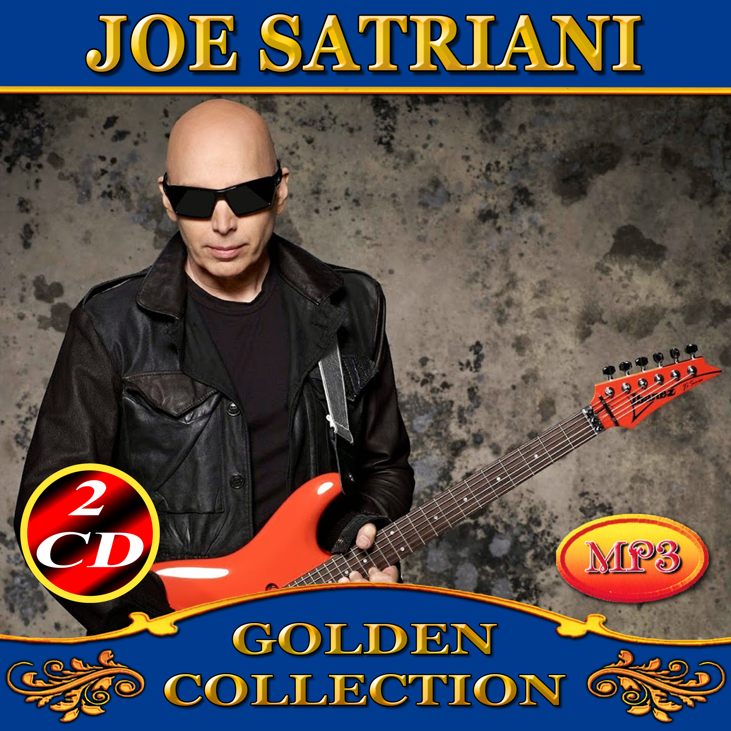 Joe Satriani 2cd [mp3]