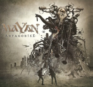 Mayan - Antagonise (2014)