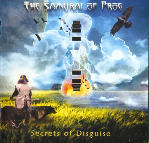 The Samurai of Prog - Secrets of Disguise 2cd (2013)