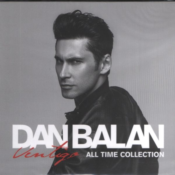 Dan Balan — Ventigo — All time collection (2018) (digipak)