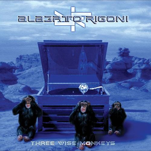 Alberto Rigoni - Three Wise Monkeys (2012)