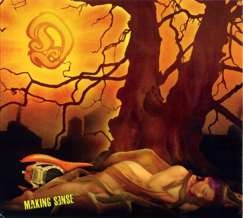 The D Project - Making Sense (2014)