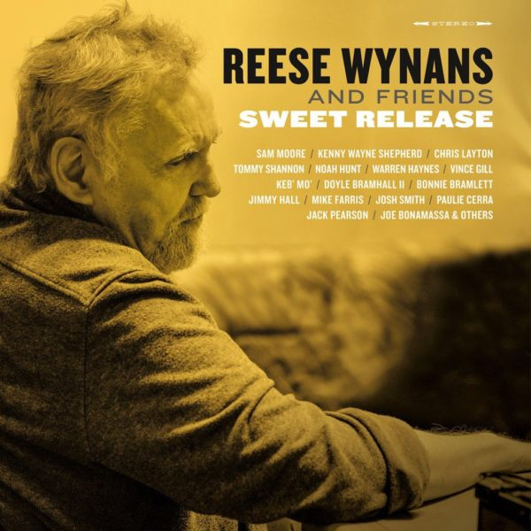 Reese Wynans and Friends - Sweet Release (2019)