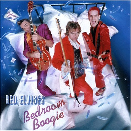 Red Elvises - Bedroom Boogie (2001)