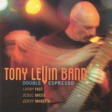 Tony Levin Band - Double Espresso 2cd (2002)