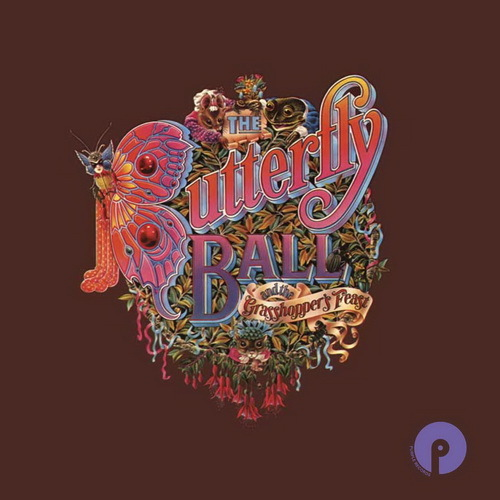 Roger Glover And Friends - The Butterfly Ball And The Grasshopper's Feast 2cd (1974/2018)