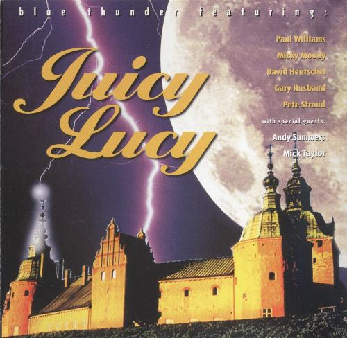 Juicy Lucy - Blue Thunder (1996)