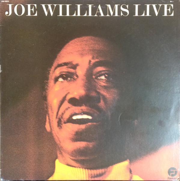 Joe Williams - Live (1997)