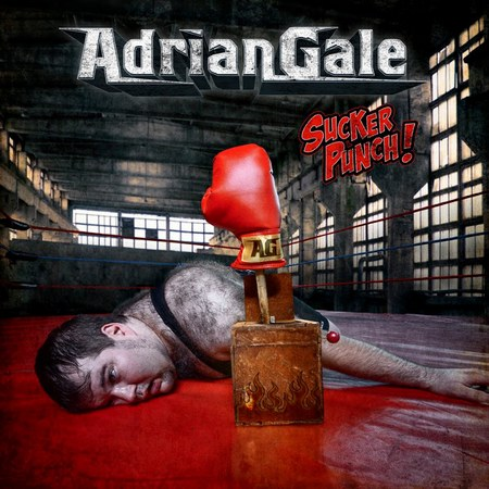 Adrian Gale - Sucker Punch! (2013)