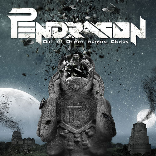 Pendragon - Out of Order Comes Chaos 2CD (2013)